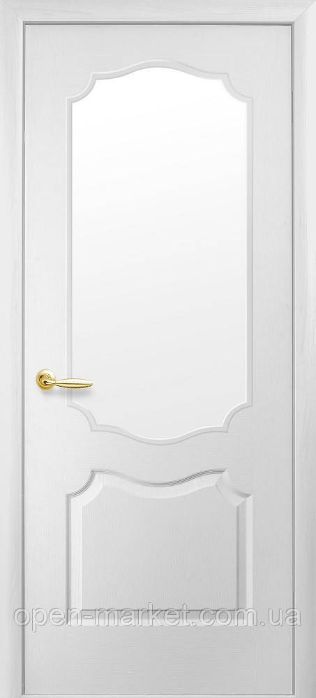 Модель СИМПЛИ вензель стекло межкомнатные двери, Николаев