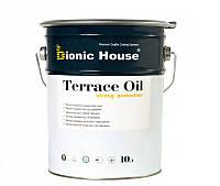 Масло для террасной доски Bionic House TERRACE OIL / Террас Оил (уп. 10 л )