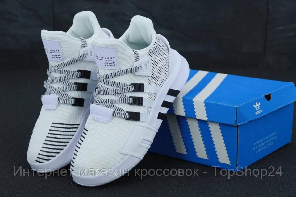 48e9692dc Купить Мужские кроссовки Adidas EQT White | TopShop24 ✿ Интернет ...