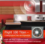 Недорогой вытяжной вентилятор Colibri Flight 100 titan, фото 3