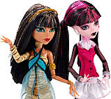 Набор 6 кукол Monster High Dolls Original Ghouls Collection Базовые, фото 6