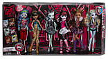 Набор 6 кукол Monster High Dolls Original Ghouls Collection Базовые, фото 8