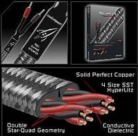Акустический кабель готовый AudioQuest ROCKET 44 (1,8 м), фото 1