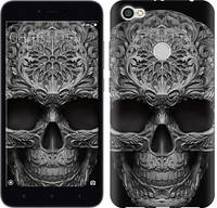 Чехол EndorPhone на Xiaomi Redmi Note 5A Prime skull-ornament 4101c-1063-19016 (hub_MfAv94915)