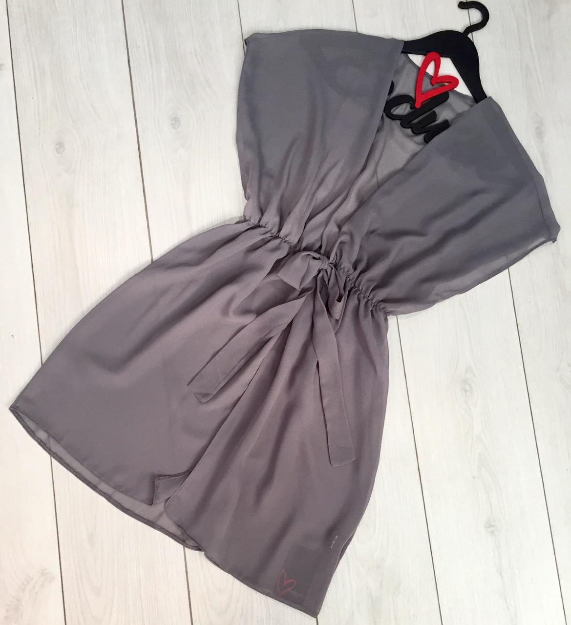 Туника пляжная шифоновая, пляжная одежда.