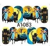 Слайдер-дизайн для ногтей A-1083 6.2*5.2 см