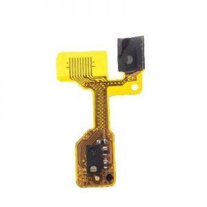 Шлейф для HTC 601n One mini, с кнопкой включения, c датчиком приближения