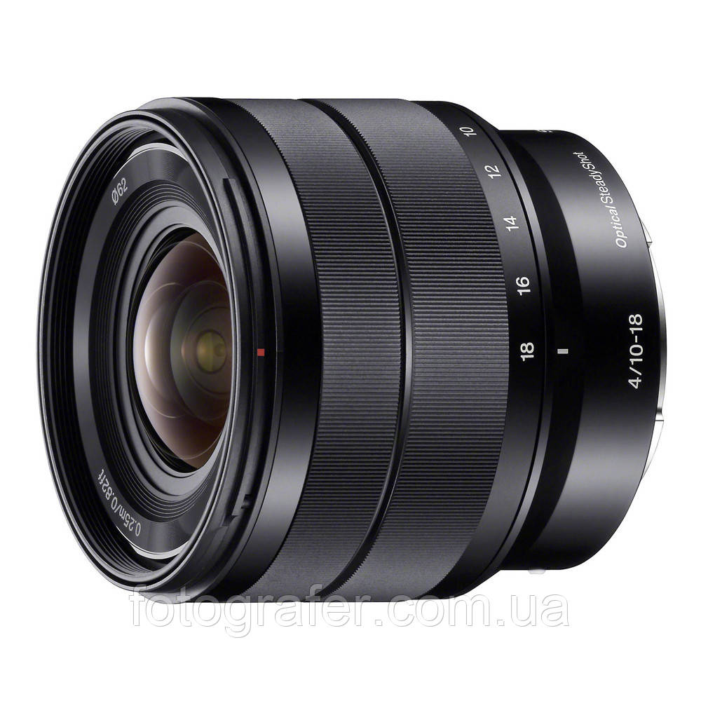 Объектив Sony E 10-18mm f/4 OSS ( SEL1018 ) ( на складе )