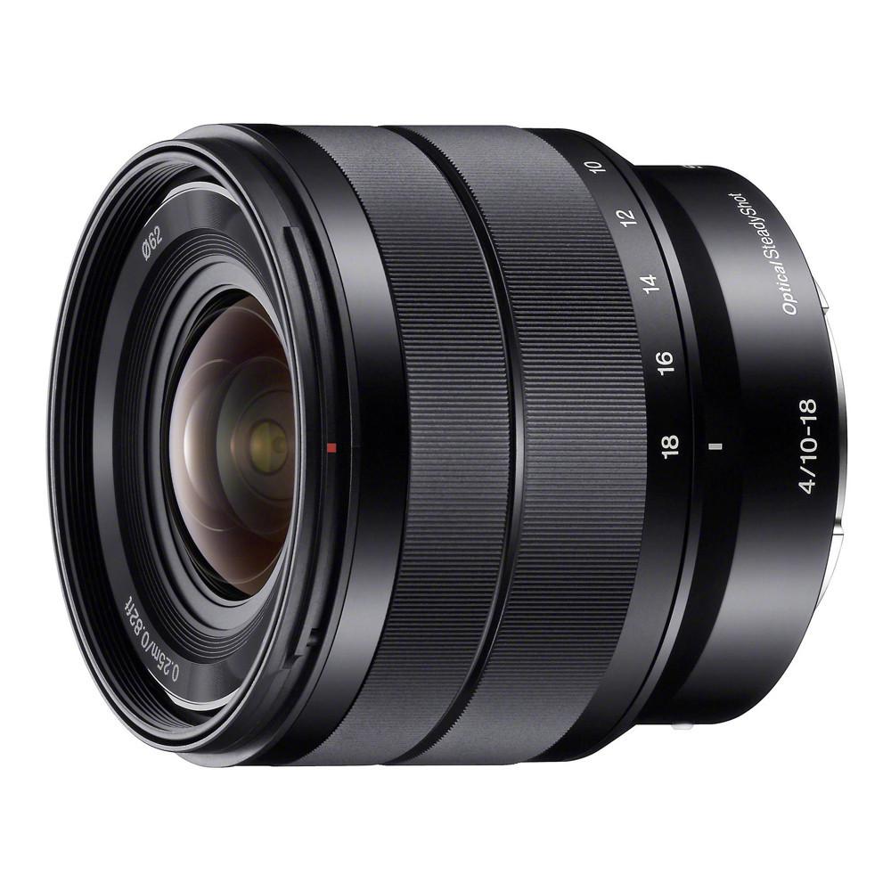 Об'єктив Sony E 10-18mm f/4 OSS ( SEL1018 ) ( на складі )