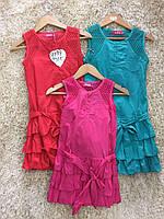 Плаття-сарафан для дівчаток S&D 116-140 р. р.