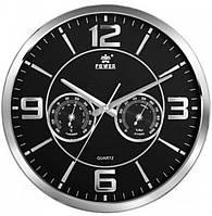 Часы настенные Power 0913BLKS. Интерьерные часы на стену