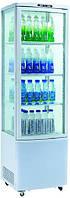 Вітрина холодильна вертикальна EWT INOX RT 500L