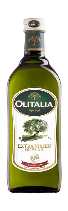 Оливковое масло первого холодного отжима Extra Virgin Olitalia - 500мл