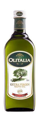 Оливковое масло первого холодного отжима Extra Virgin Olitalia - 500мл, фото 2
