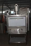 Печь на древесном угле Хоспер ПДУ 1200