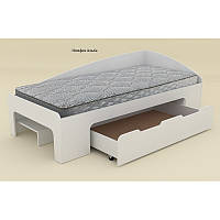 Односпальне Ліжко 90+1 Комп, фото 1