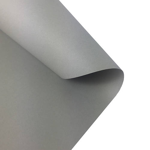 Дизайнерская бумага Folia 50 х 70 см, серая