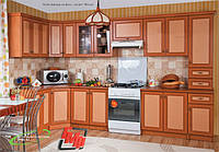 Кухня Оля Люкс 2,0 м / 2,6 м / поелементно БМФ, фото 1
