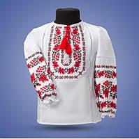 """Рубашка - вышиванка """"Дубок 2"""" для девочки от 7 до 12 лет"""