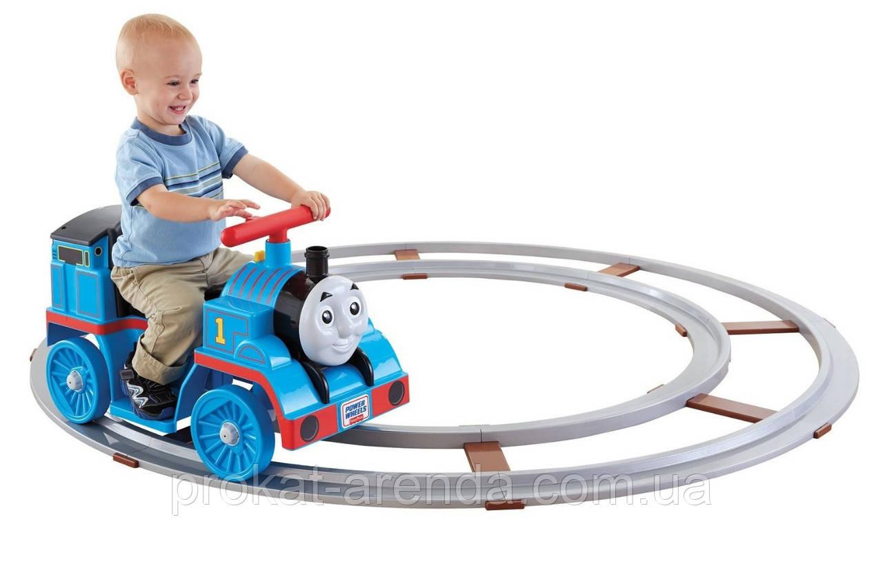 """Залізниця Fisher-Price """"Томас і друзі"""""""
