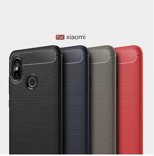 Чехол Carbon для XIaomi Mi 8 (3 Цвета)
