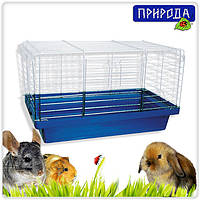Клетка для кроликов «Кролик»-Х- 50х27х30 см