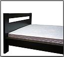 Ліжко півтораспальне в спальню, дитячу Сакура (Бук)140*200Неомеблі, фото 5