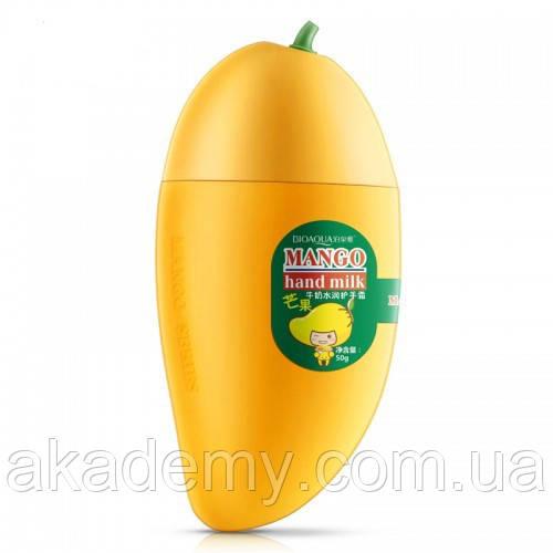 Защитный крем-молочко для рук Манго Bioaqua Mango Hand Milk