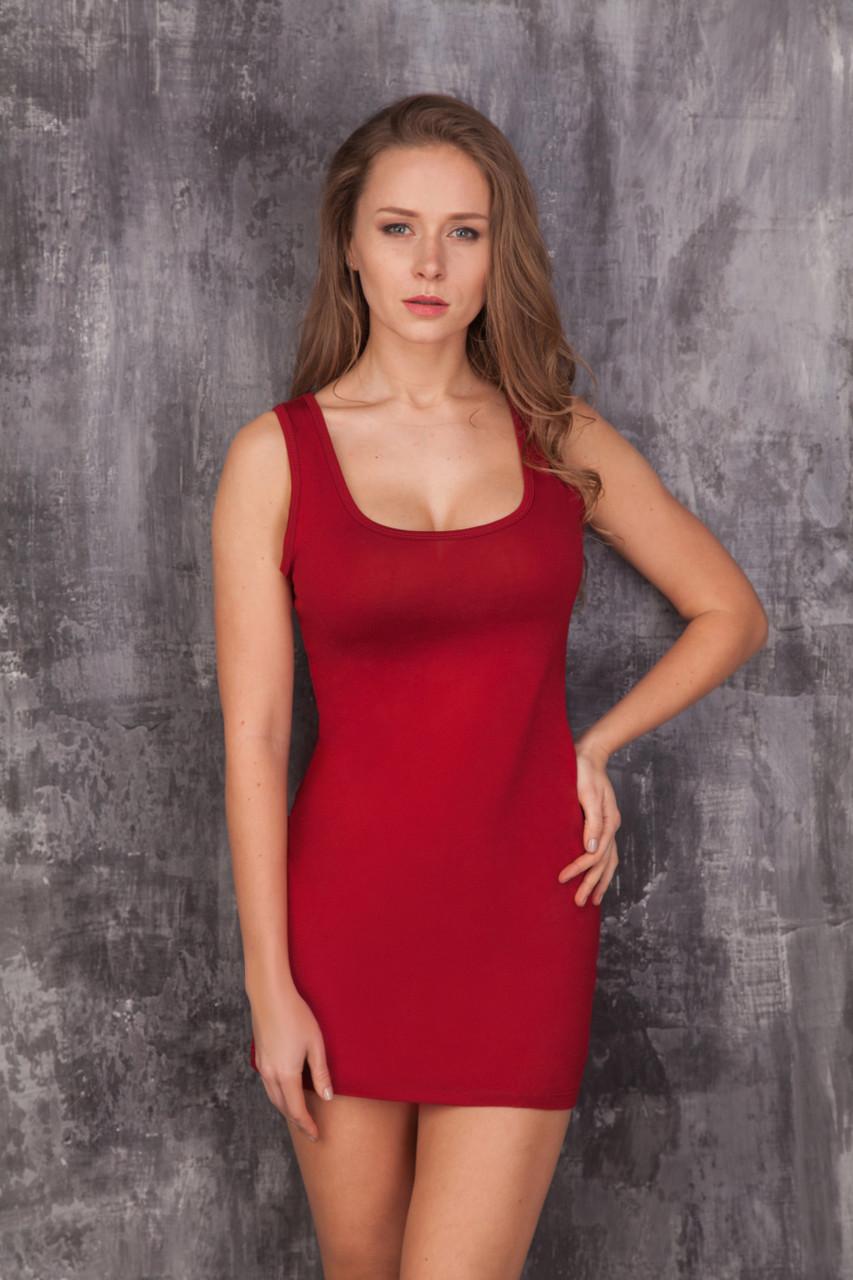 "Платье майка ""Jersey""  Распродажа"