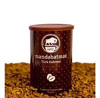 Турецкий кофе молотый Mandabatmaz 250 г, фото 1