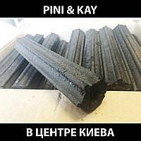Брикет Древесноугольный Pini-key (пиникей, пини-кей, pini key, PINI-COAL)