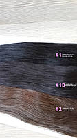 ОКОНЧАТЕЛЬНАЯ РАСПРОДАЖА ОСТАТКОВ!  Волосы на силиконовых лентах 65 см, фото 1