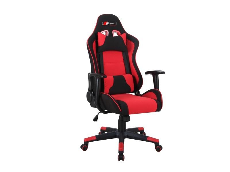 Компьютерное кресло Zanda Signal черный/красный
