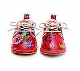 Теплые ботинки для девочки 14 см, фото 3
