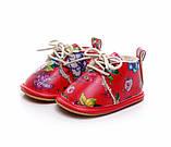 Теплые ботинки для девочки 14 см, фото 4