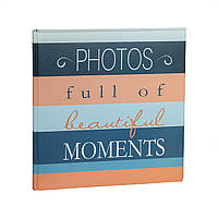 Альбом для фото 30*30 на 100 страниц Walther Moments