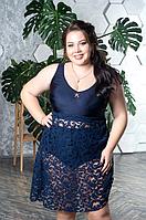 Женский купальник с кружевной юбкой, с 48-98 размер, фото 1
