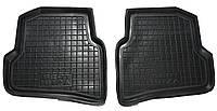 Задние полиуретановые коврики для Seat Ibiza c 2008-