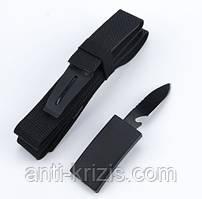 Нож ремень-пряжка GRIZZLY Valois DV-01 (DV-03) U.S.A Belt knife+открывалка