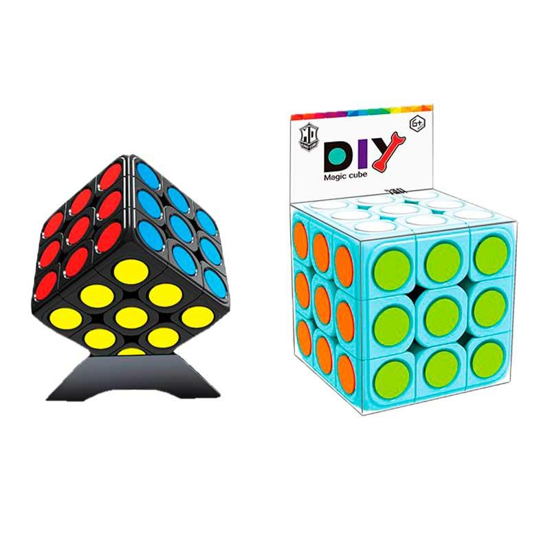Кубик - рубик  379009-А DIY