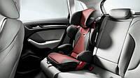 Детское автокресло Audi Youngster Plus Child Seat Misano Red/Black
