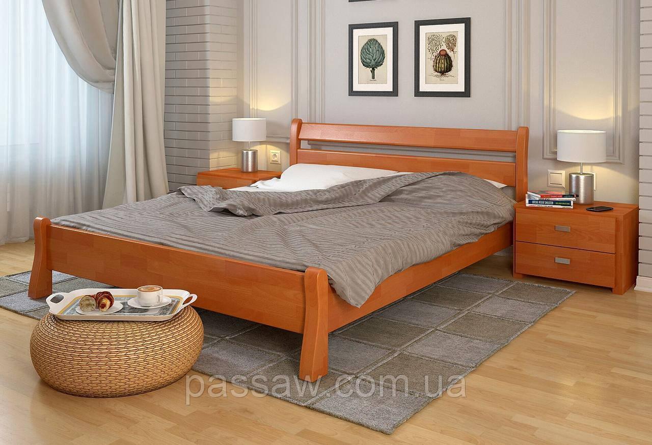 """Кровать деревянная ARBOR DREV  """"Венеция"""" 1,2 бук"""