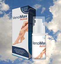 VenoMax Active (ВеноМакс Актив) - гель от варикоза