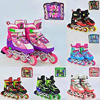 3effcc5e7ba795 Детские ролики с регулируемым размером в Ирпене. Сравнить цены ...