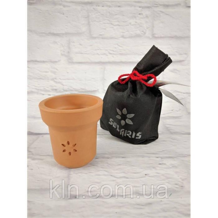 Глиняная чаша для кальяна Солярис Solaris Mars (оригинал)