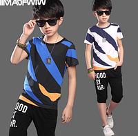 Детская одежда для мальчиков, Летние костюмы
