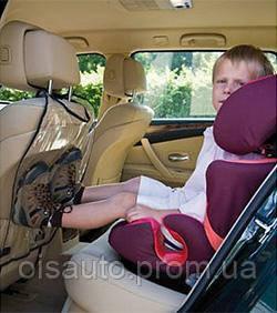 Захисна плівка на заднє сидіння від дитячих ніжок 59x43 см