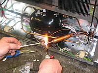 Замена мотор-компрессора в Киеве. Заменить компрессор холодильника в Киеве