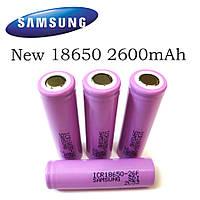 Литиевый аккумулятор SAMSUNG 18650 ( 2600 mAh)