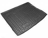 Полиуретановый коврик для багажника Kia Ceed Хэтчбек с 2006-
